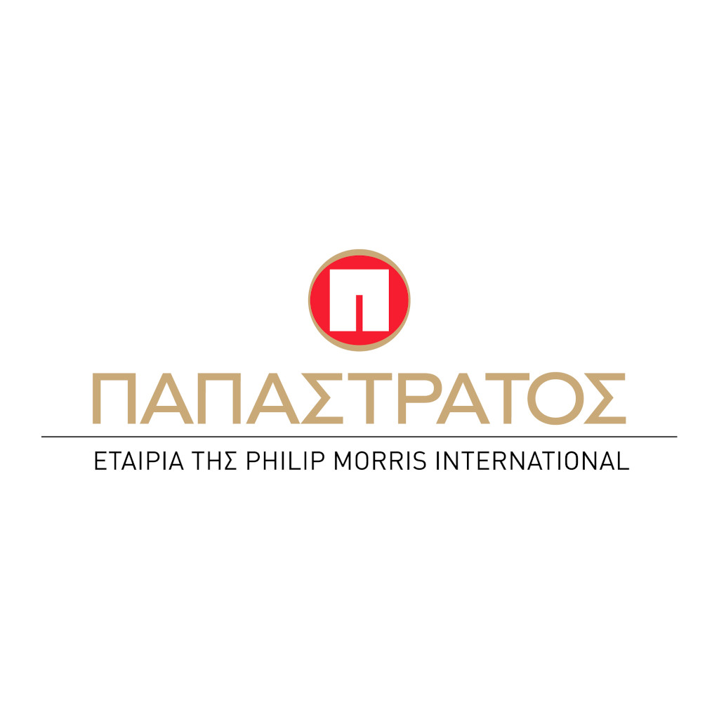 Papastratos logo